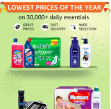 Amazon Daily Home Needs Products, UP TO 80% OFF, Great Indian Festivals