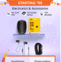 Amazon Offers on Electronics – UP TO 80% OFF, Great Indian Festivals