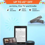 Amazon Fire TV and Stick Kindle Offers , UP TO 80% OFF, Great Indian Festivals
