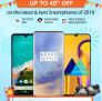 Amazon Mobile Offers, UP TO 40% OFF. Great Indian Festivals Deals