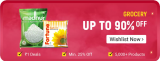 Flipkart Grocery Offers, UP TO 50 to 90% OFF, Big Billions Day Sale 2019