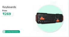Refurbished Keyboard Deals