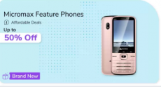 Micromax Feature phones