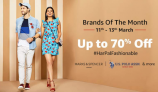 Amazon Fashion Offers, Up To 75% OFF