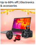 Up to 60% off | Electronics & Accessories, Great Indian Festivals