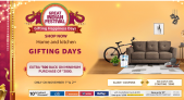 Great Indian Festivals 2020 – Home and Kitchen, Up To Rs 3000 OFF
