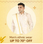 Men's ethnic wear, Up To 70% OFF