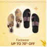 Footwear, Up To 70% OFF