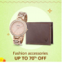 Fashion Accessories, Up To 70% OFF