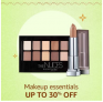 Make-up Essentials, Up to 30% off