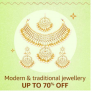 Fashion and Traditional Jewellery, Up To 70% OFF