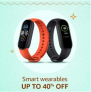 Smartwatches & Fitness trackers, Up to 40% OFF