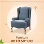 Furniture Offers, Up To 50% OFF