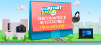 Electronics Flipstart Days Sale