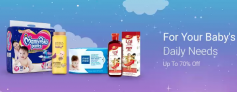 Baby Care Products Offers , UpTo 75% OFF
