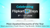 Flipkart TV Days – 8th – 11th June 2020 – Offers & Deals