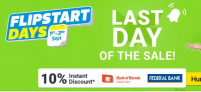 Flipstart Days – Flipkart Offers and Deals, Up To 75% OFF