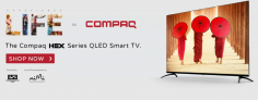 Compaq TV – Flipkart Offers & Deals – Up To 85% OFF
