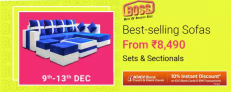 Furniture Bestsellers, From Rs 8490