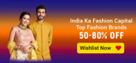Big Saving Days : Fashion Offers & Deals, Up To 50 – 80% OFF