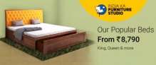 Furniture Offers and Deals, Up To 75% OFF