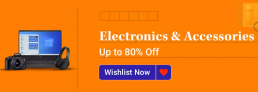 Electronics & Accessories, Up To 80% OFF